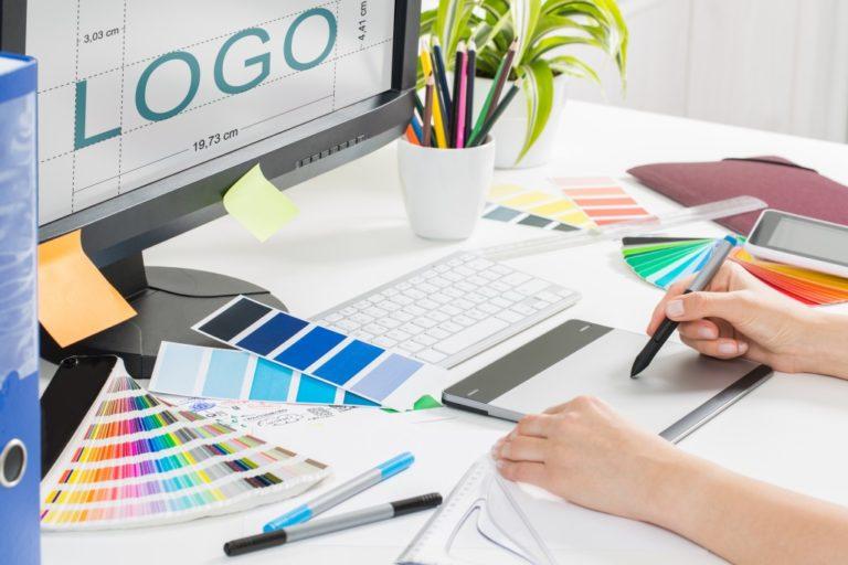 making a logo