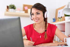 learning from online courses