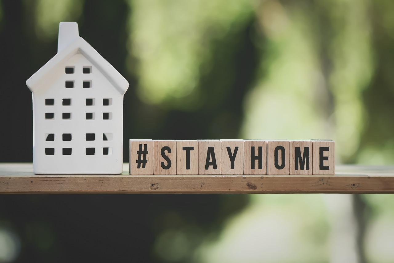 stay home bricks