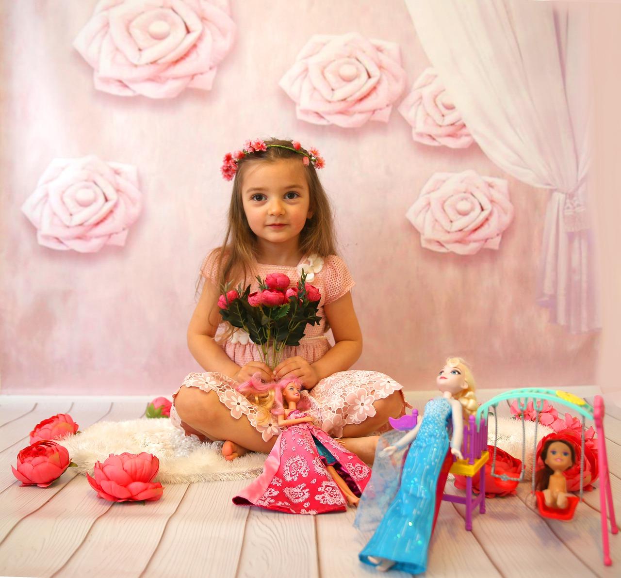 kid-playing-barbie