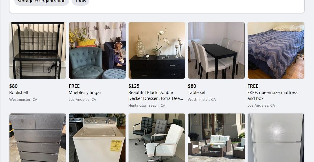 facebook-marketplace-furniture-for-sale