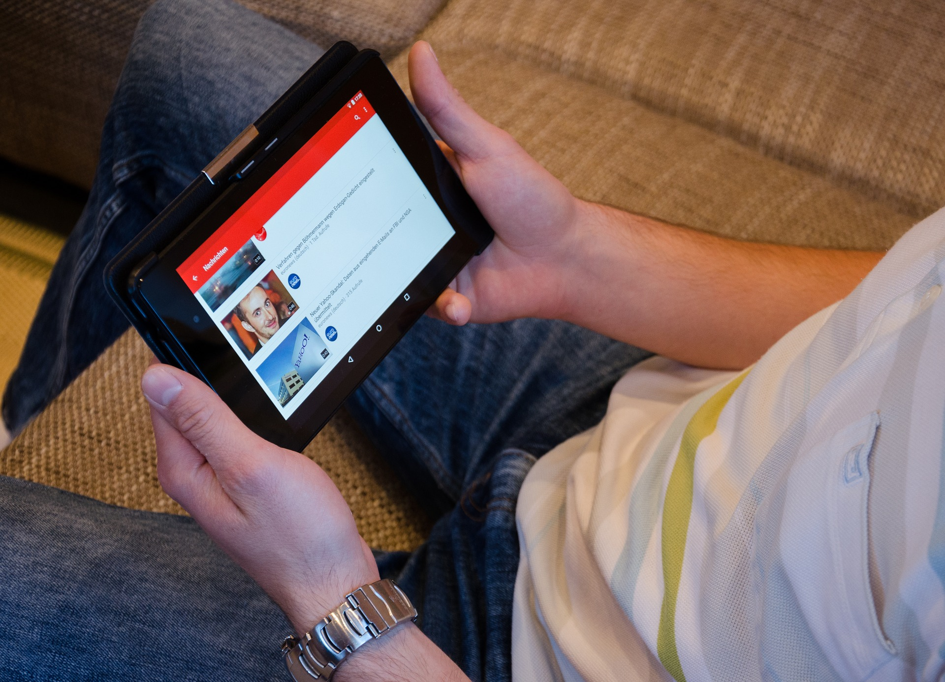 browsing-youtube-on-a-mobile-tablet