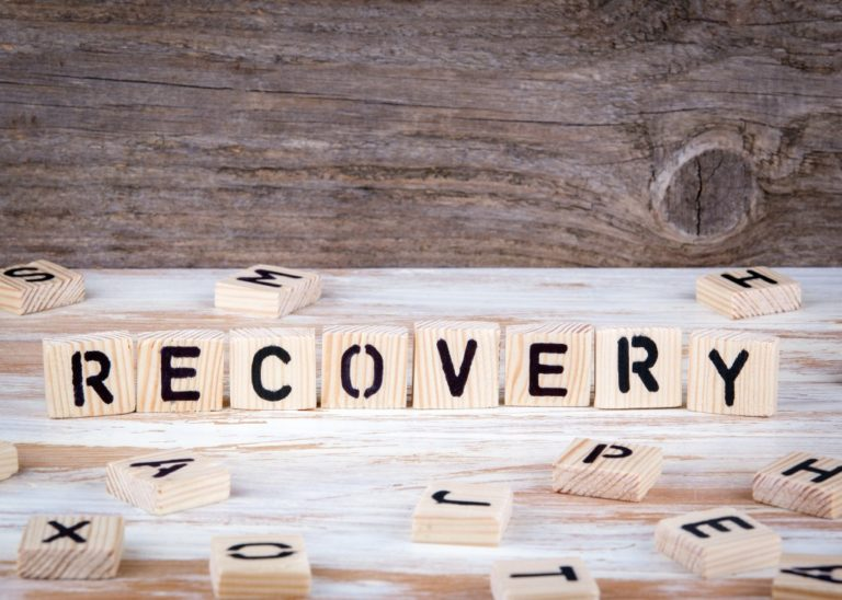Recovery letter blocks