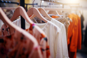 apparel store