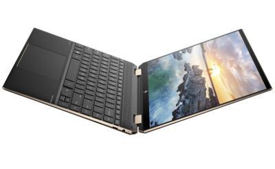 OLED laptop sample