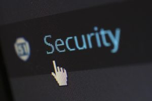 security on a monitor